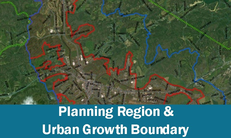 Planning Region Boundaries