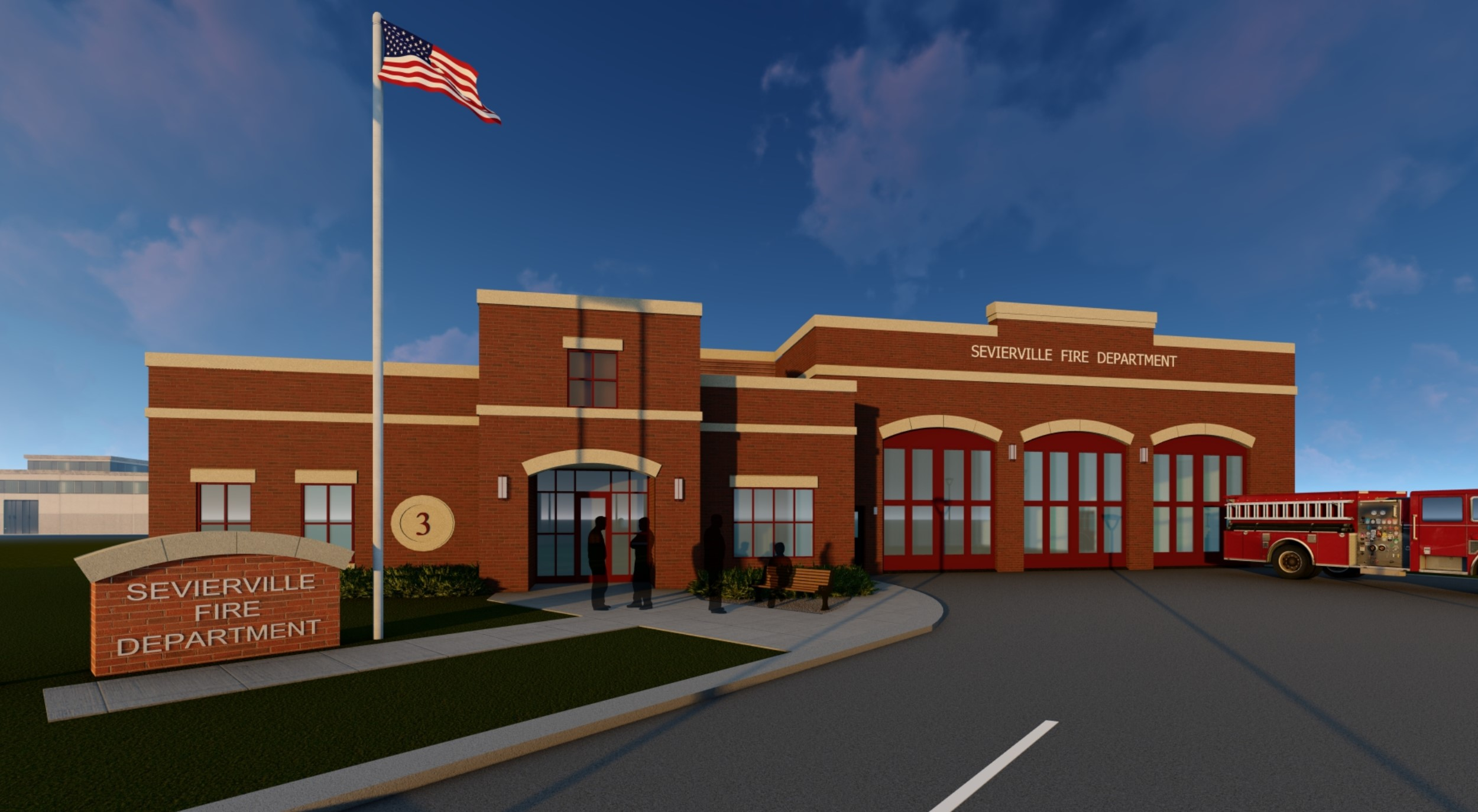 Downtown Fire Station Groundbreaking Ceremony Scheduled