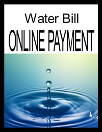 Pay your Water Bill now here