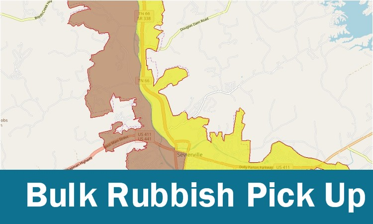 Bulk Rubbish Pick Up Schedule