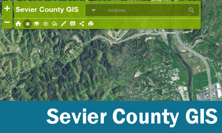 Sevier County GIS