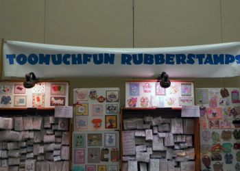 TooMuchFun Rubber Stamp Show