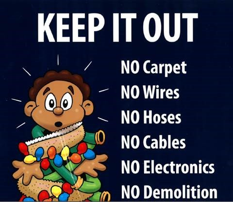 keep it out ssw campaign